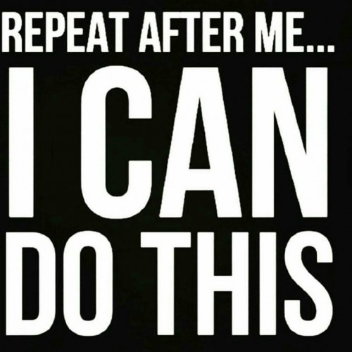 Yes You Can! Happy Tuesday positivevibes tuesday inspiration rp