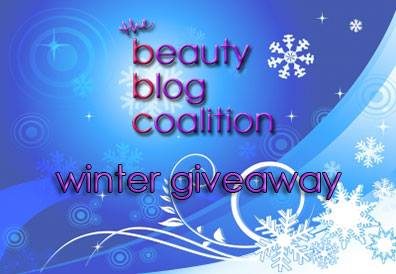 Huge Winter Giveaway from The Beauty Blog Coalition! 1 Winner of $500 Visa Gift Card & 2 Winners of $200 Visa Gift Card