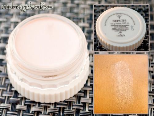 Benefit Creaseless Cream Shadow bikini-tini 2