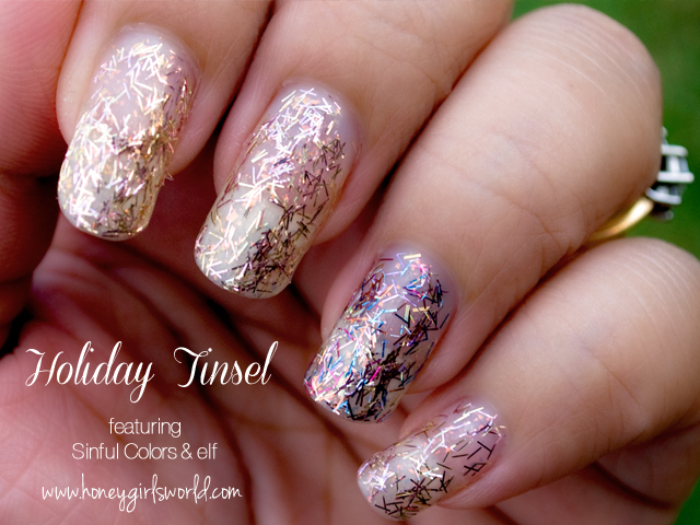 Holiday Tinsel - NOTW
