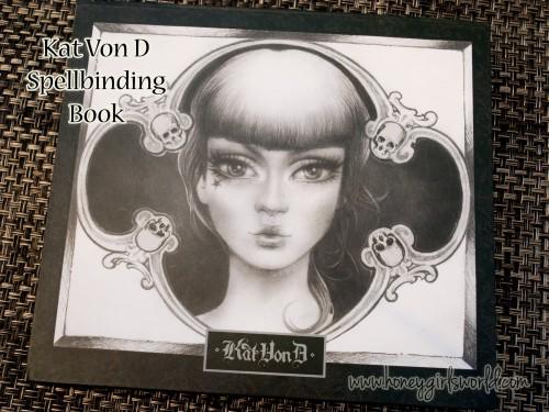 Kat Von D Spellbinding book