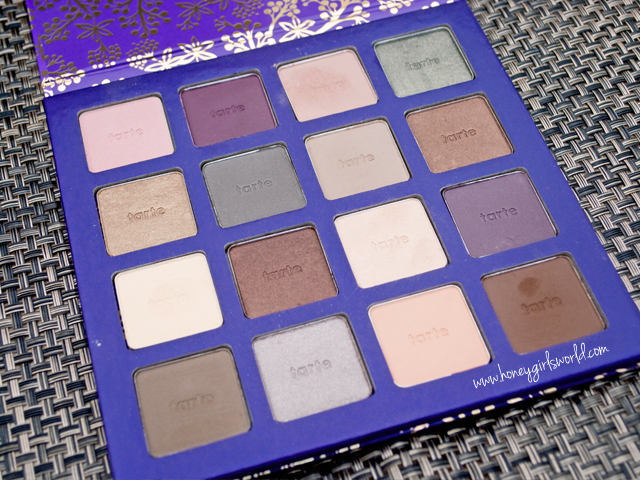Tarte bow and go collection palette 2