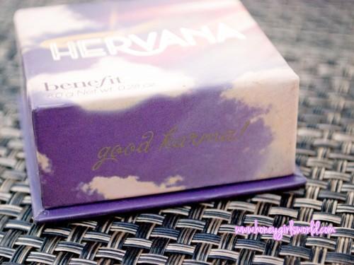 good karma benefit hervana