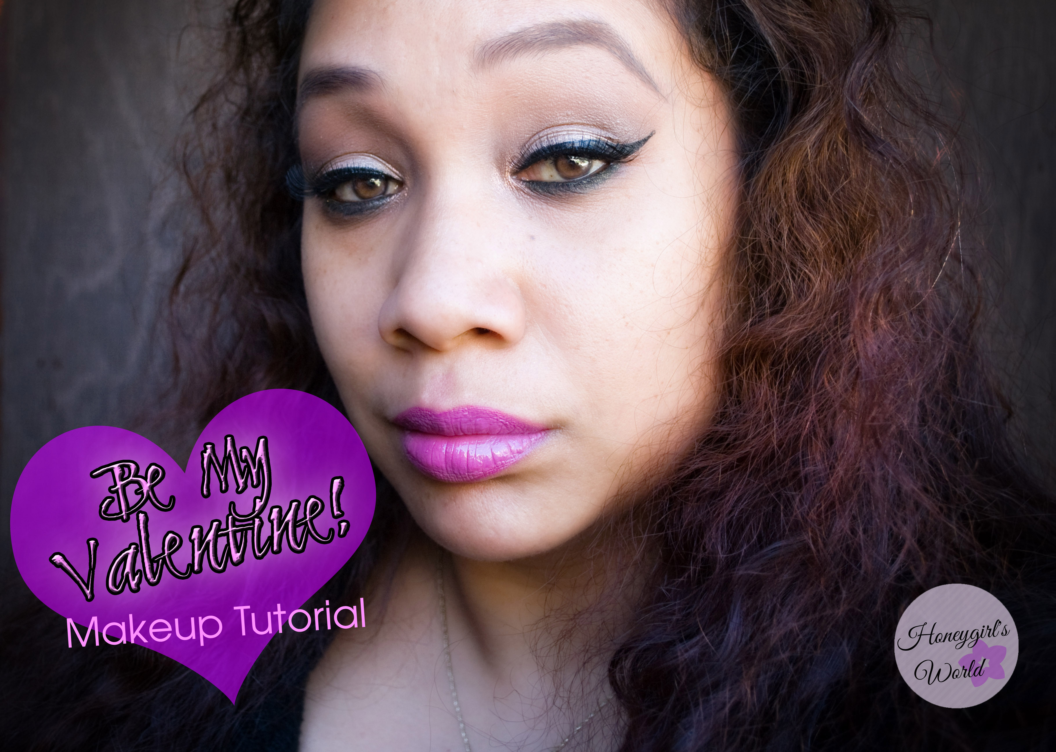 Be My Valentine - Valentine's Day Makeup Tutorial