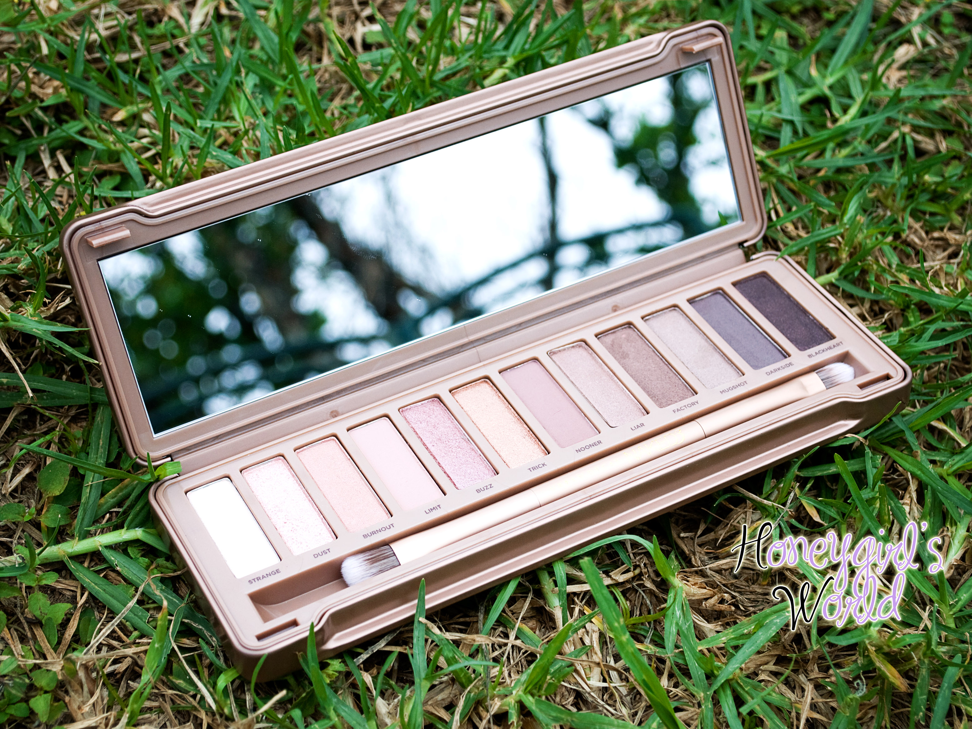 Urban Decay Naked 3 Palette 1