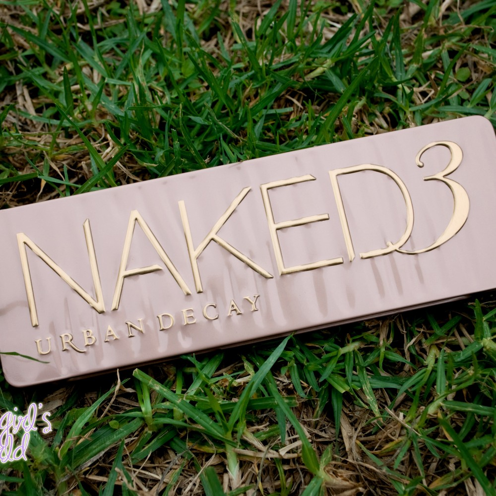 Urban Decay Naked 3 oogschaduw palette | Hit of Hype
