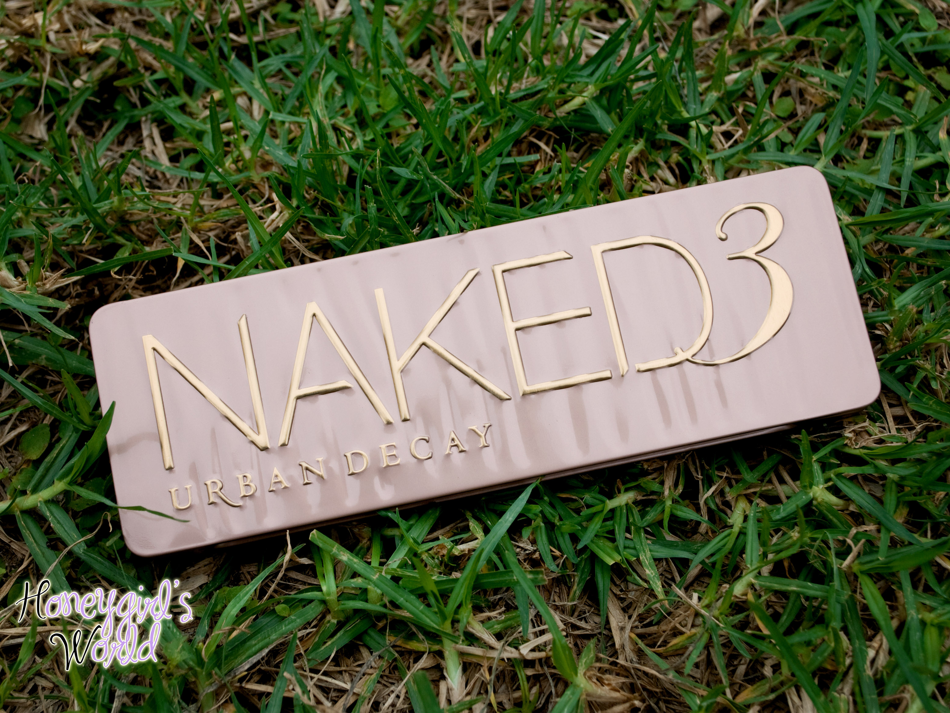 Urban Decay Naked 3 Palette 2