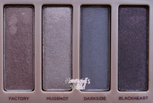 Urban Decay Naked 3 Palette 9-12