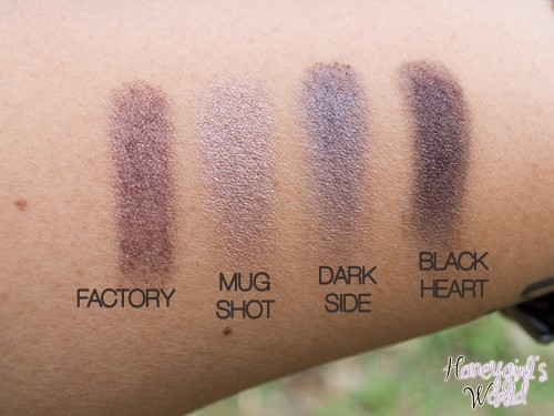 Urban Decay Naked 3 Swatches 3