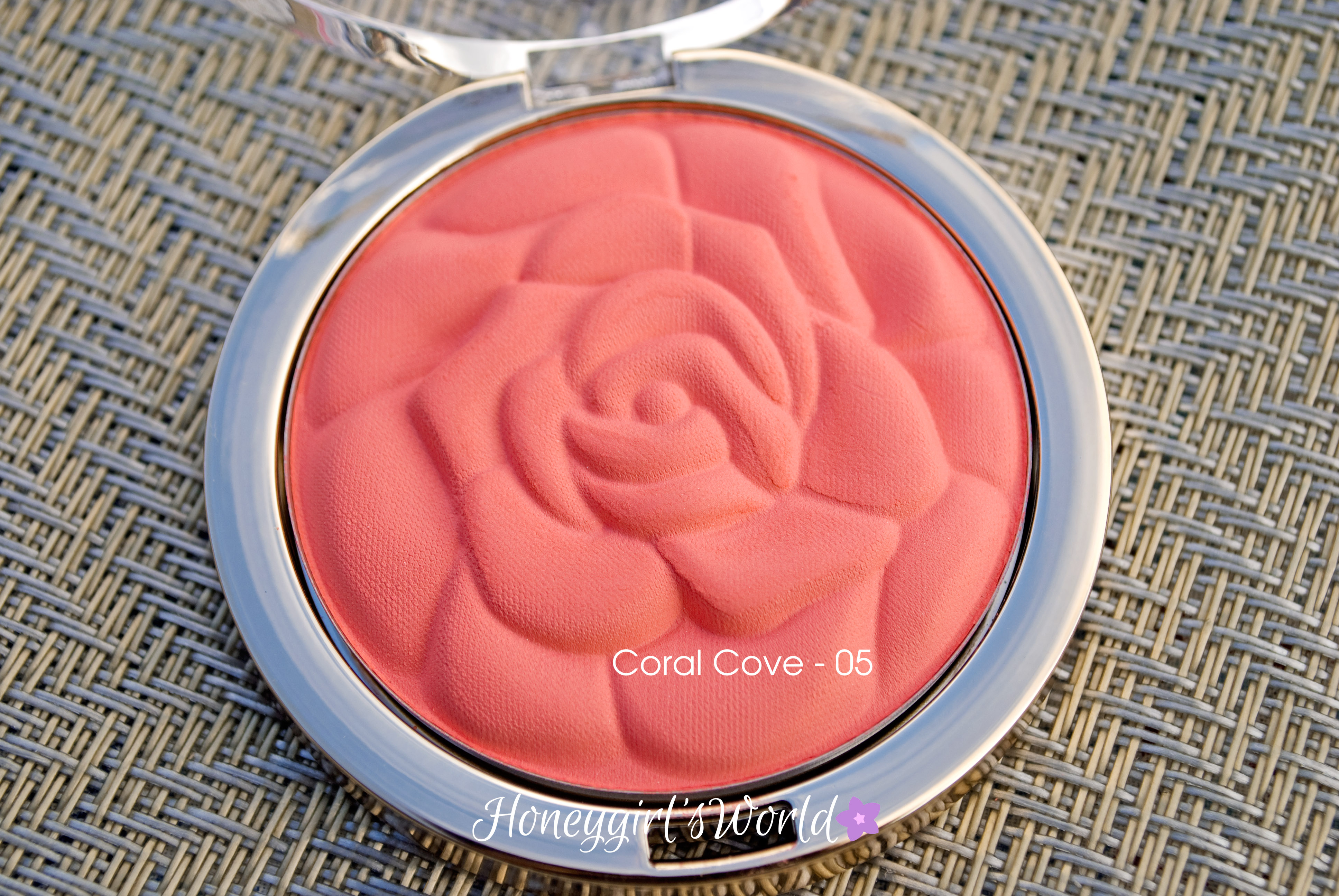 05 Coral Cove Milani Rose Blush