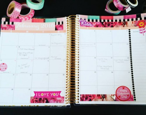 I hardly decorate my planner these days because its filledhellip