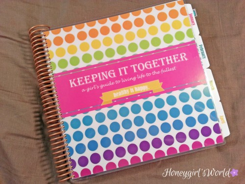 Keeping It Together Planner 2014
