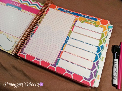 Keeping It Together 2014 Planner