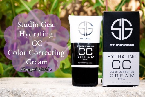 Studio Gear CC Cream