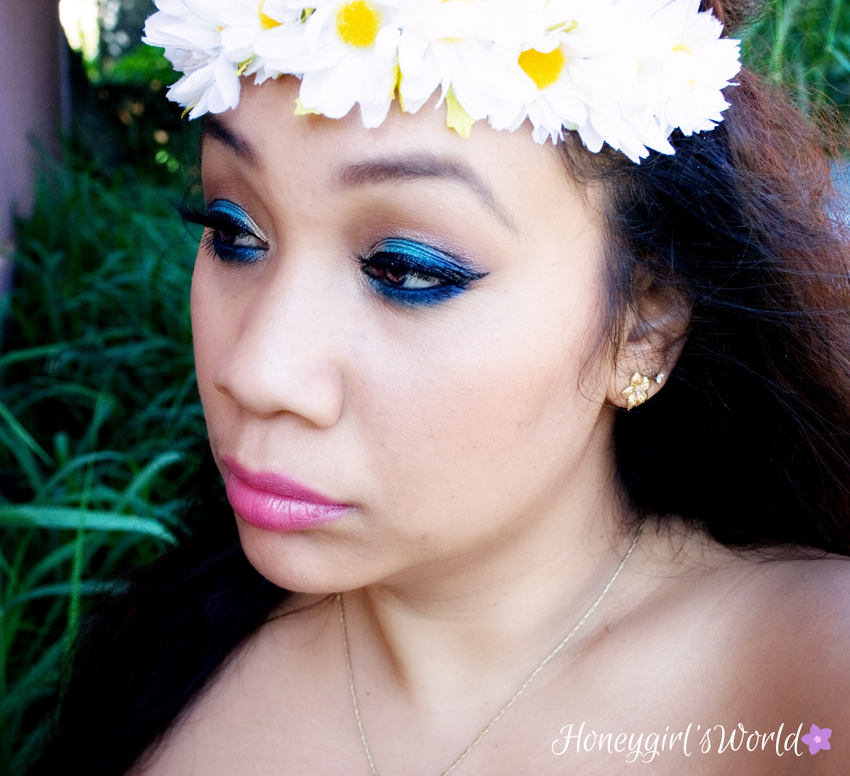 Hawaii Inspired Makeup