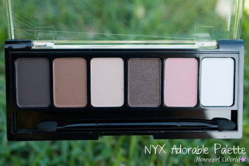 NYX Adorable Palette
