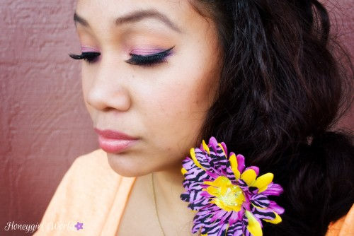 Spring/Summer Makeup Tutorial - Pink and Orange