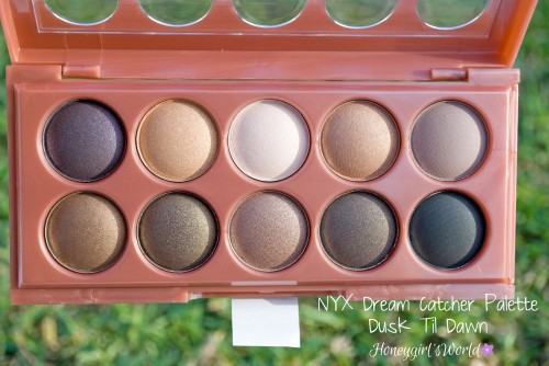 NYX Dream Catcher Dusk Til Dawn Palette