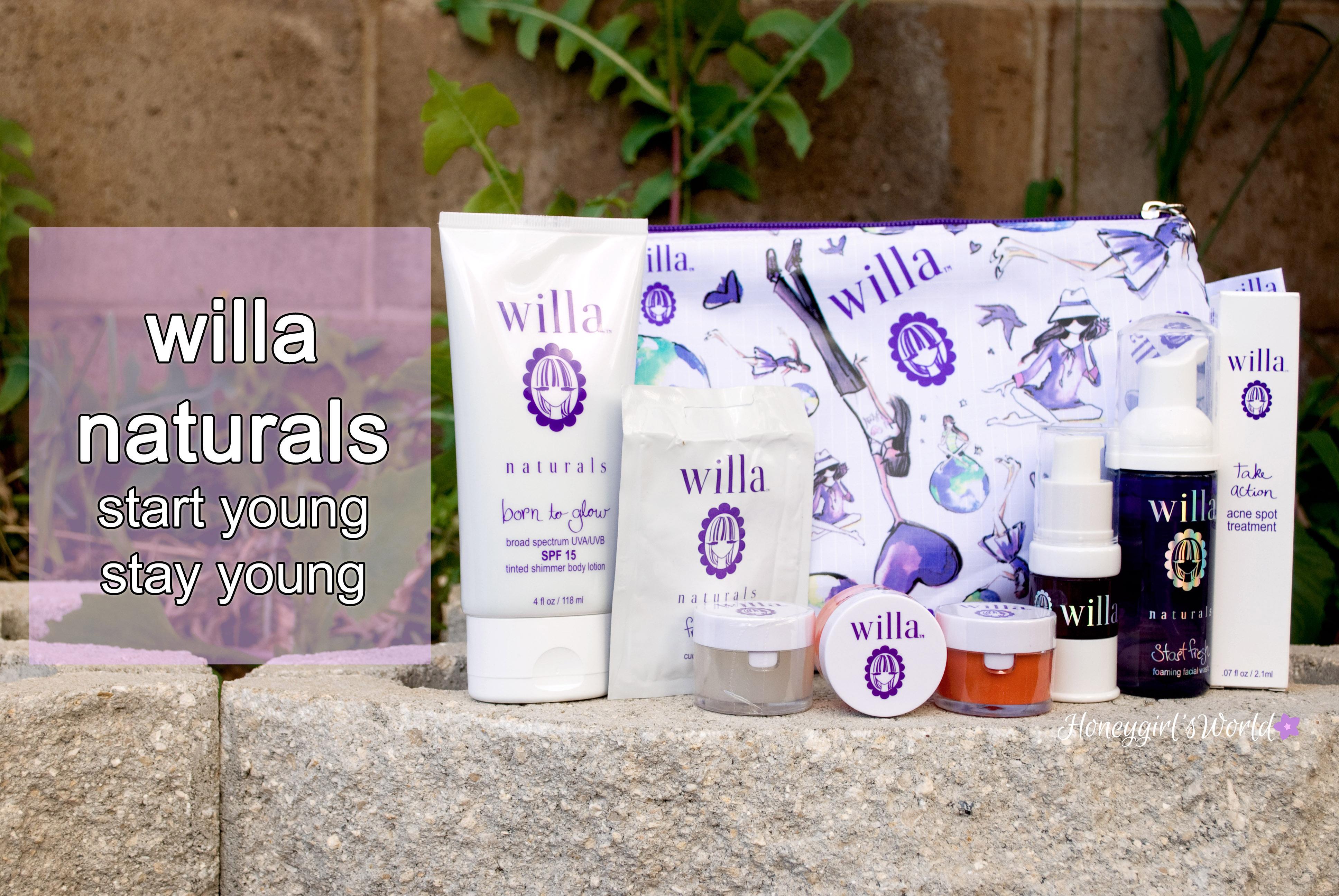 Willa naturals