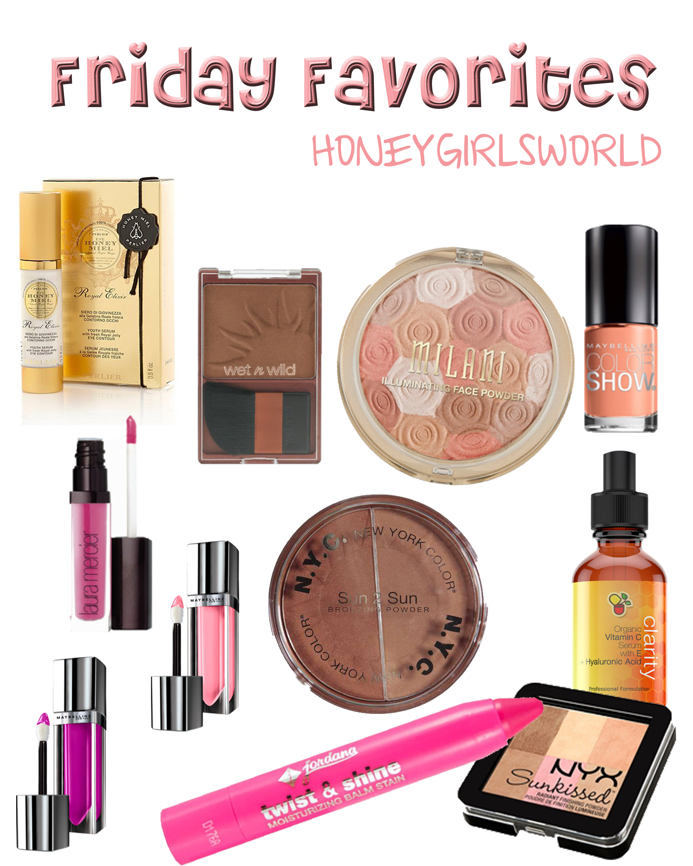 Friday Beauty Favorites 04.11.14