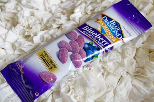 Blue Diamond Fruit Flavored Almonds