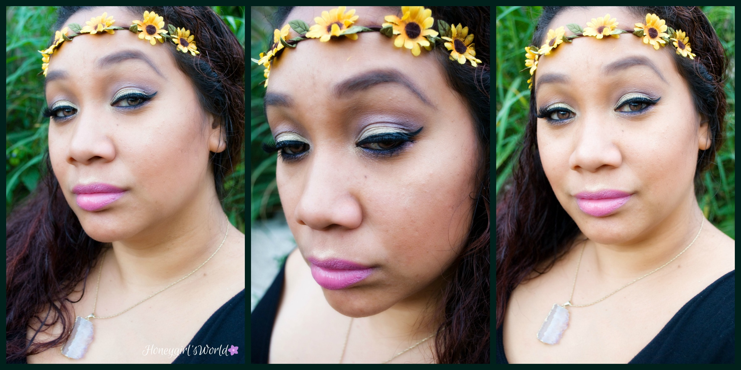 The Secret Garden - Ipsy Glam Challenge Look