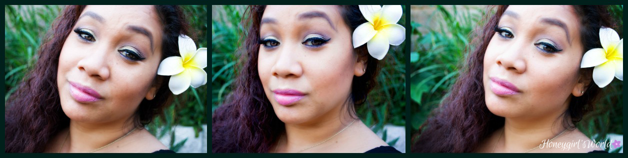 My Secret Garden Makeup look - Ipsy May Glam Bag