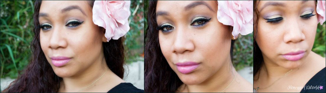 The Secret Garden Makeup Tutorial