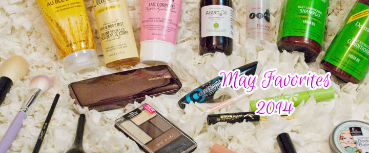 May Beauty Favorites 2014