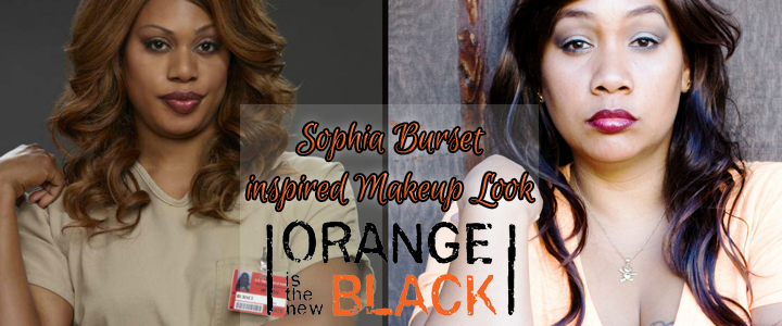 OITNB – Orange Is The New Black Sophia Burset Makeup