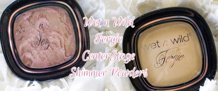 wet n wild center stage shimmer powders