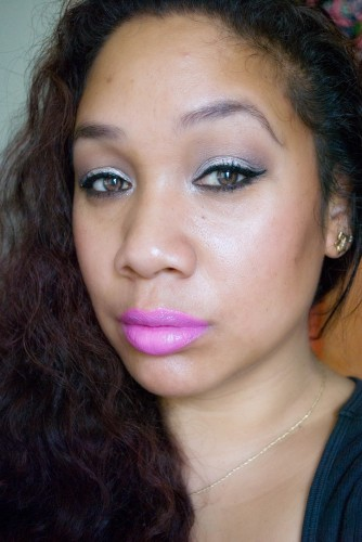 L.A. Girl Glazed Lip Paint in Babydoll