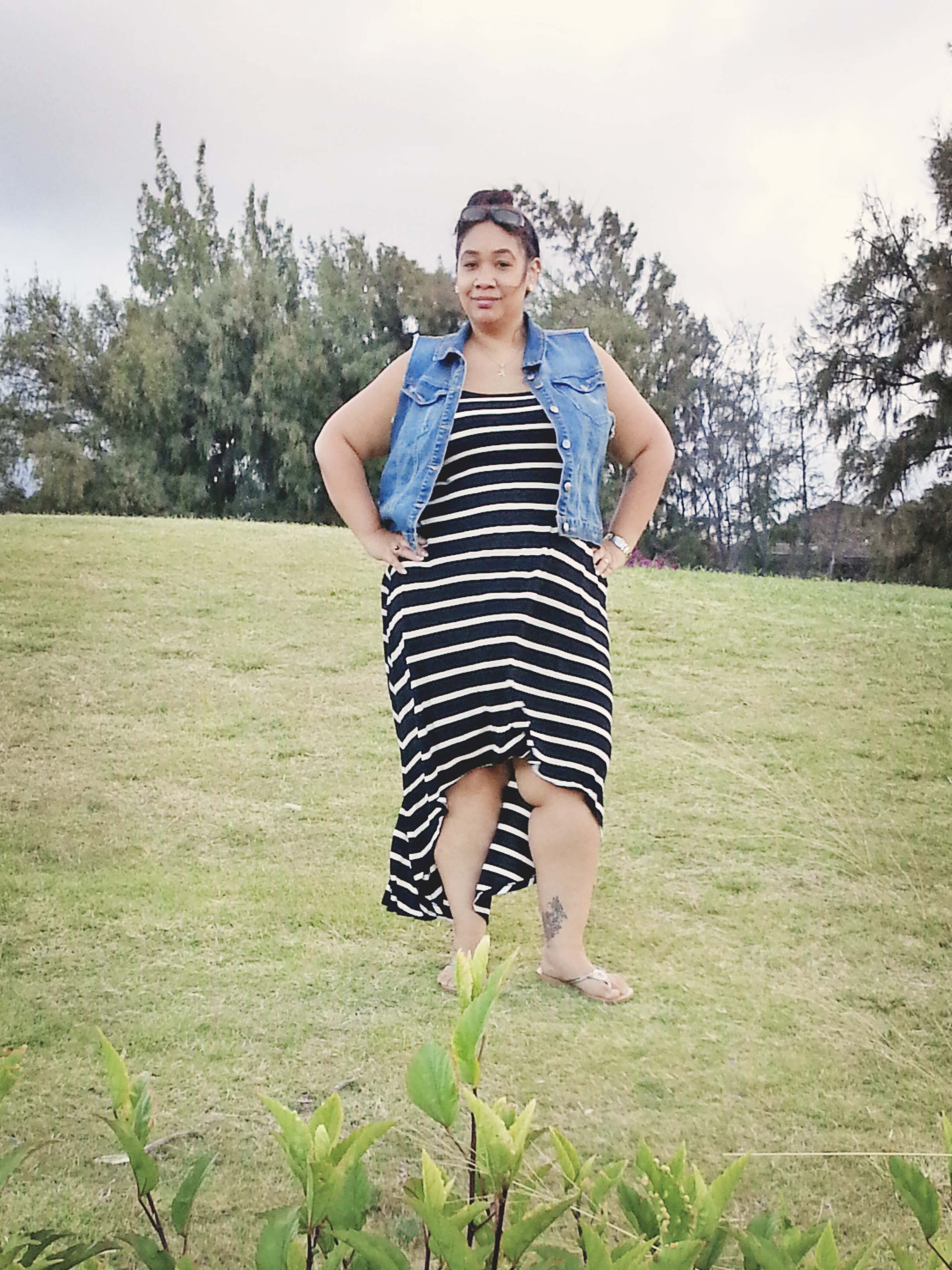 Summer Happiness Plus Size OOTD