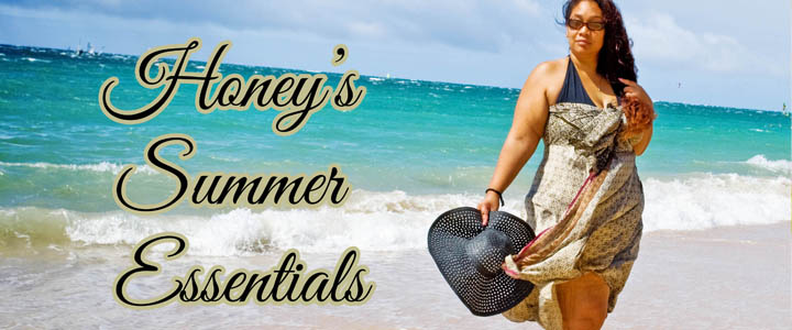 Honey's Summer Essentials 2014: Makeup, Skincare, Fashion and More… (video)