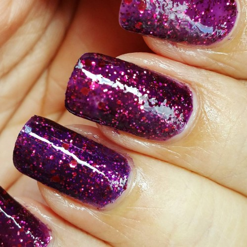 Seriously how pretty is this pixie dust from zoyanailpolish inhellip