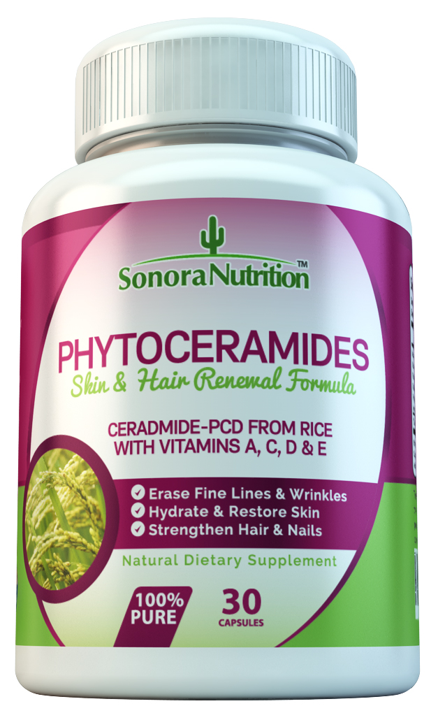 Phytoceramides Skin & Hair Renewal Formula