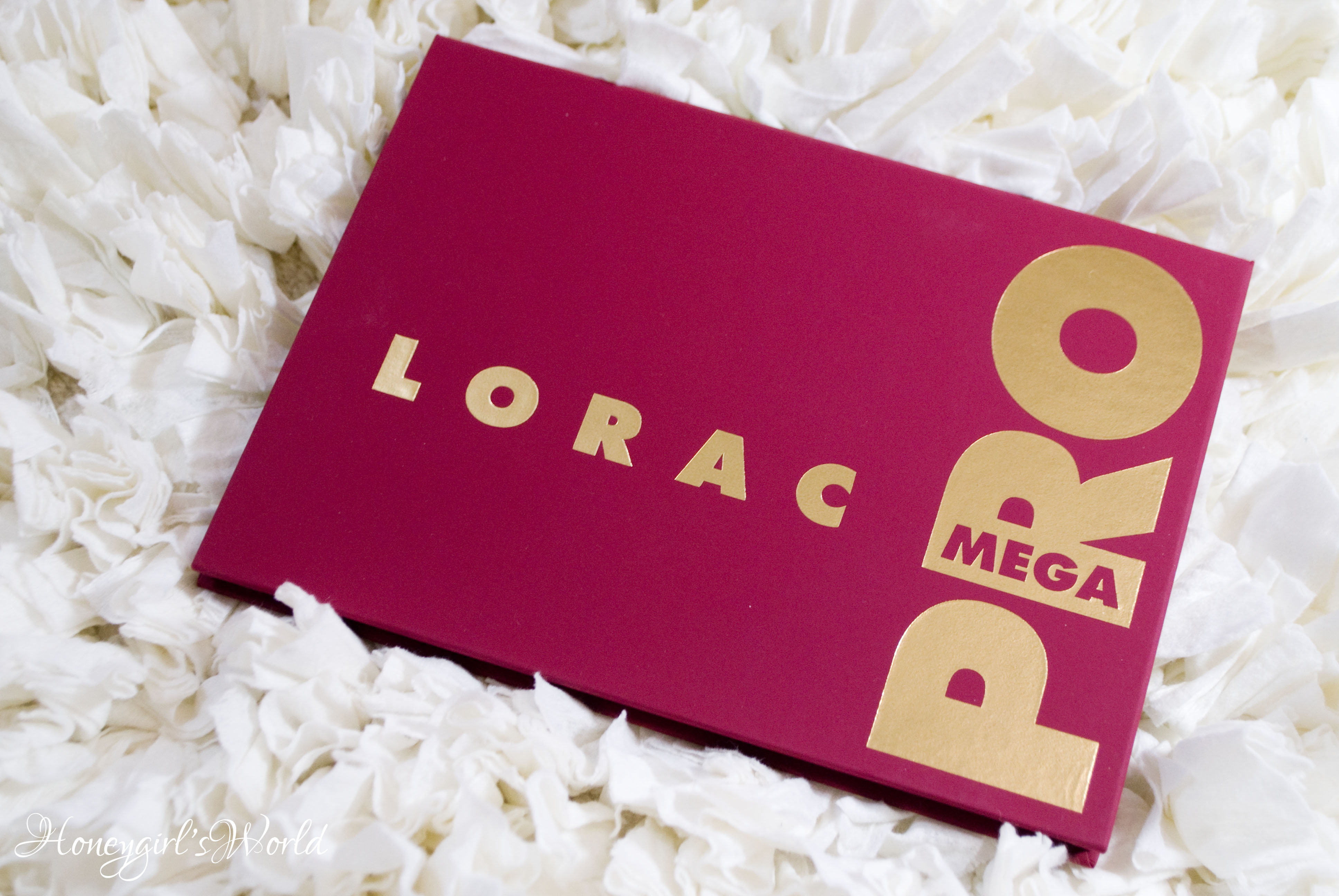 Lorac Mega Pro Palette – Reveal and Swatches