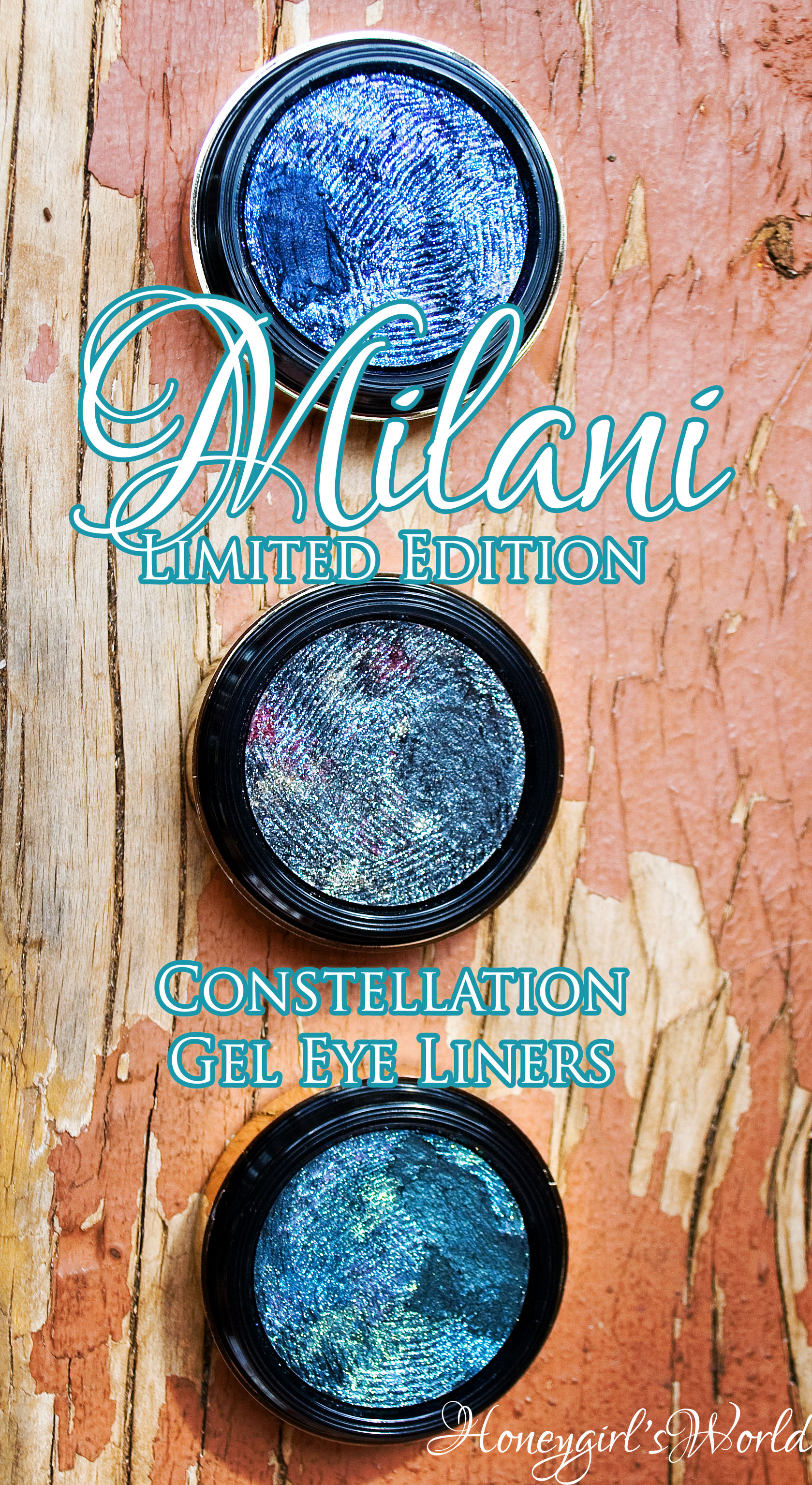 Milani Constellation Gel Eye Liners