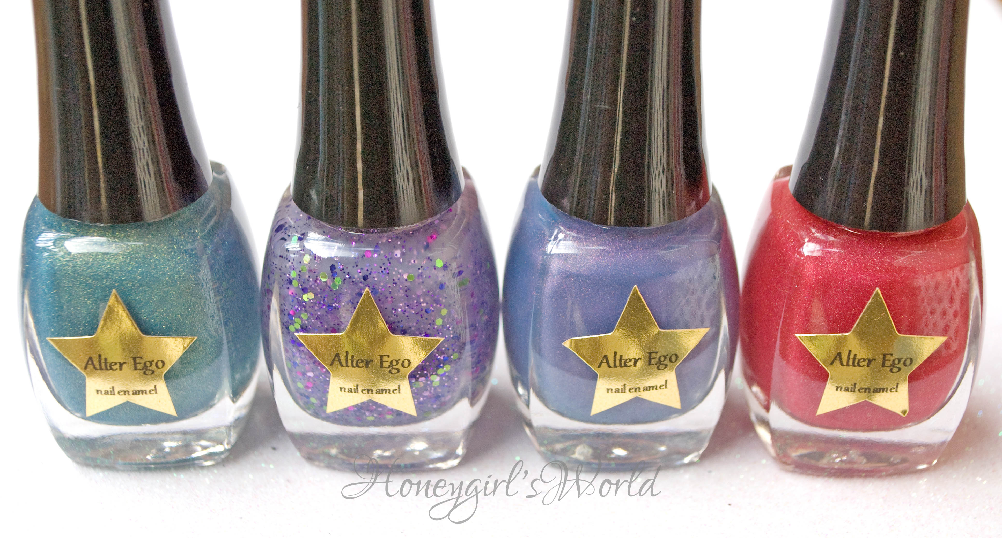 Alter Ego Nail Polishes