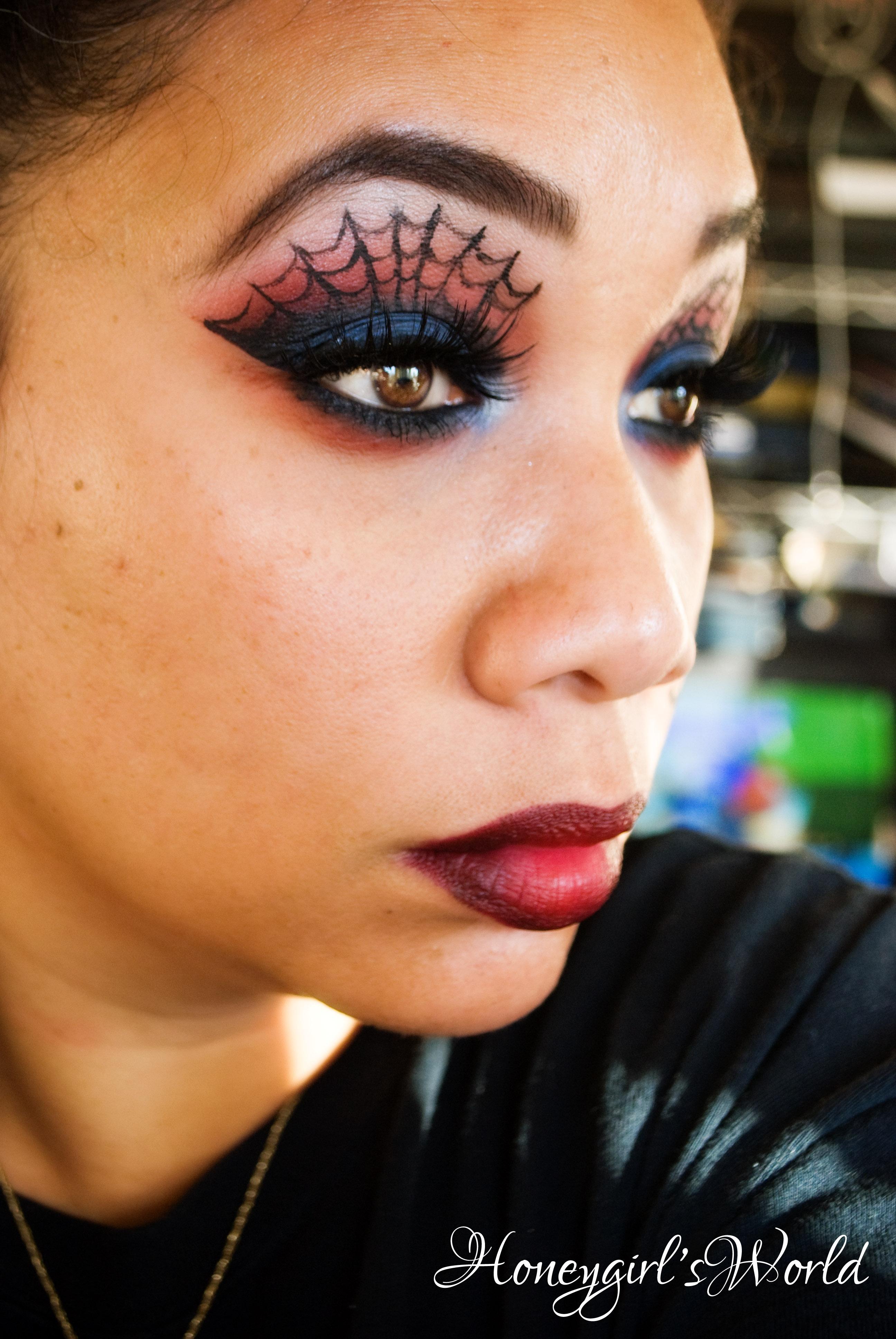 The Amazing Spiderman Makeup