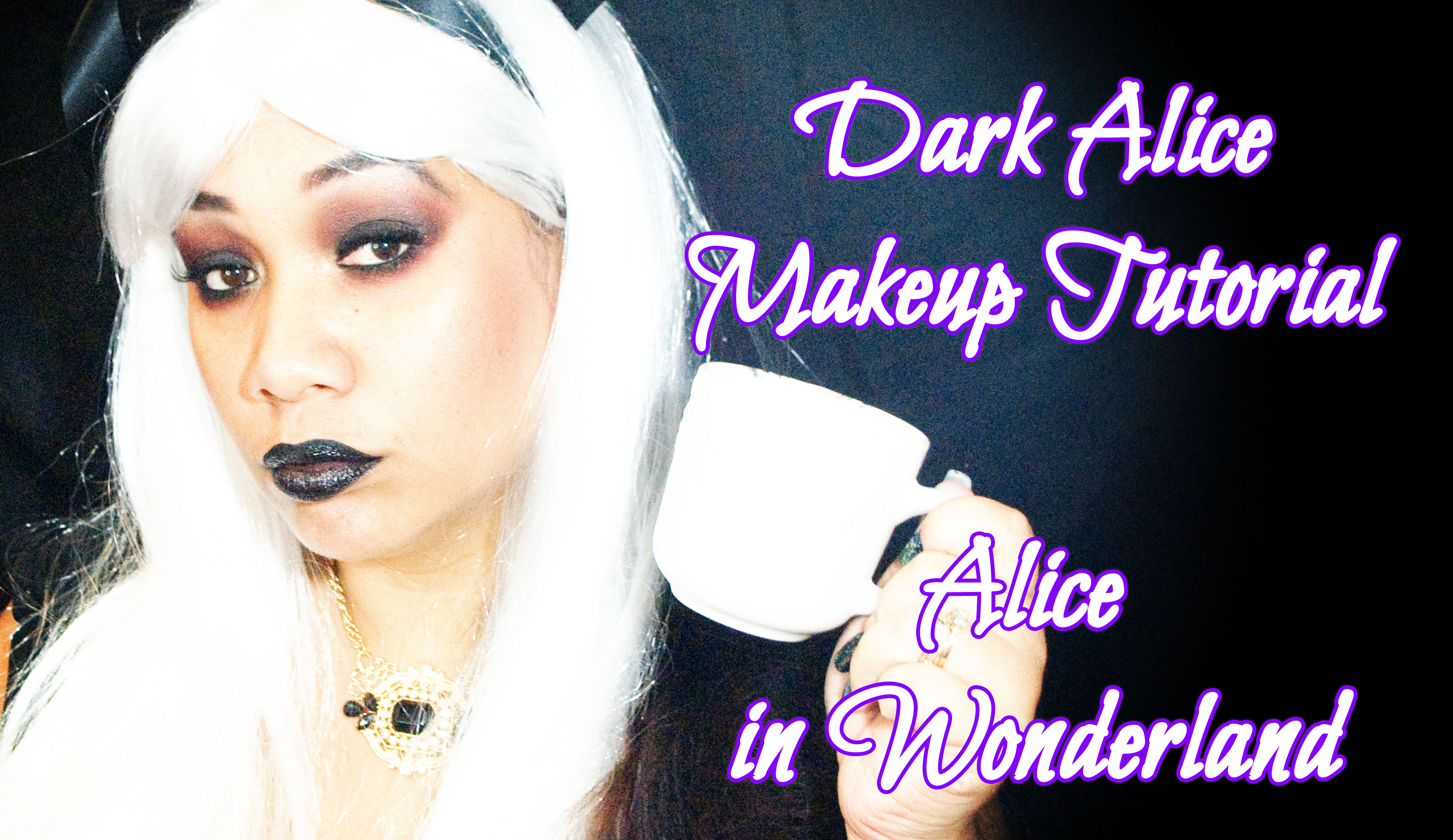 Dark Alice in Wonderland