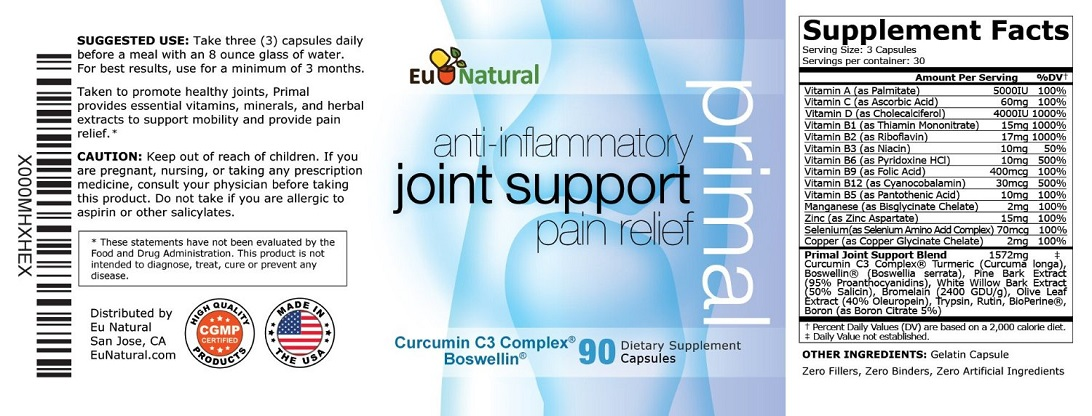 Primal-Joint-Support-Label
