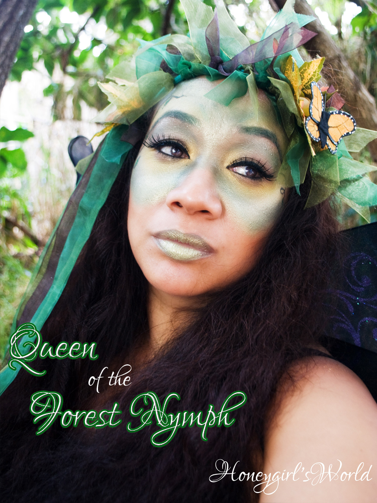 Queen of the Forest Nymph