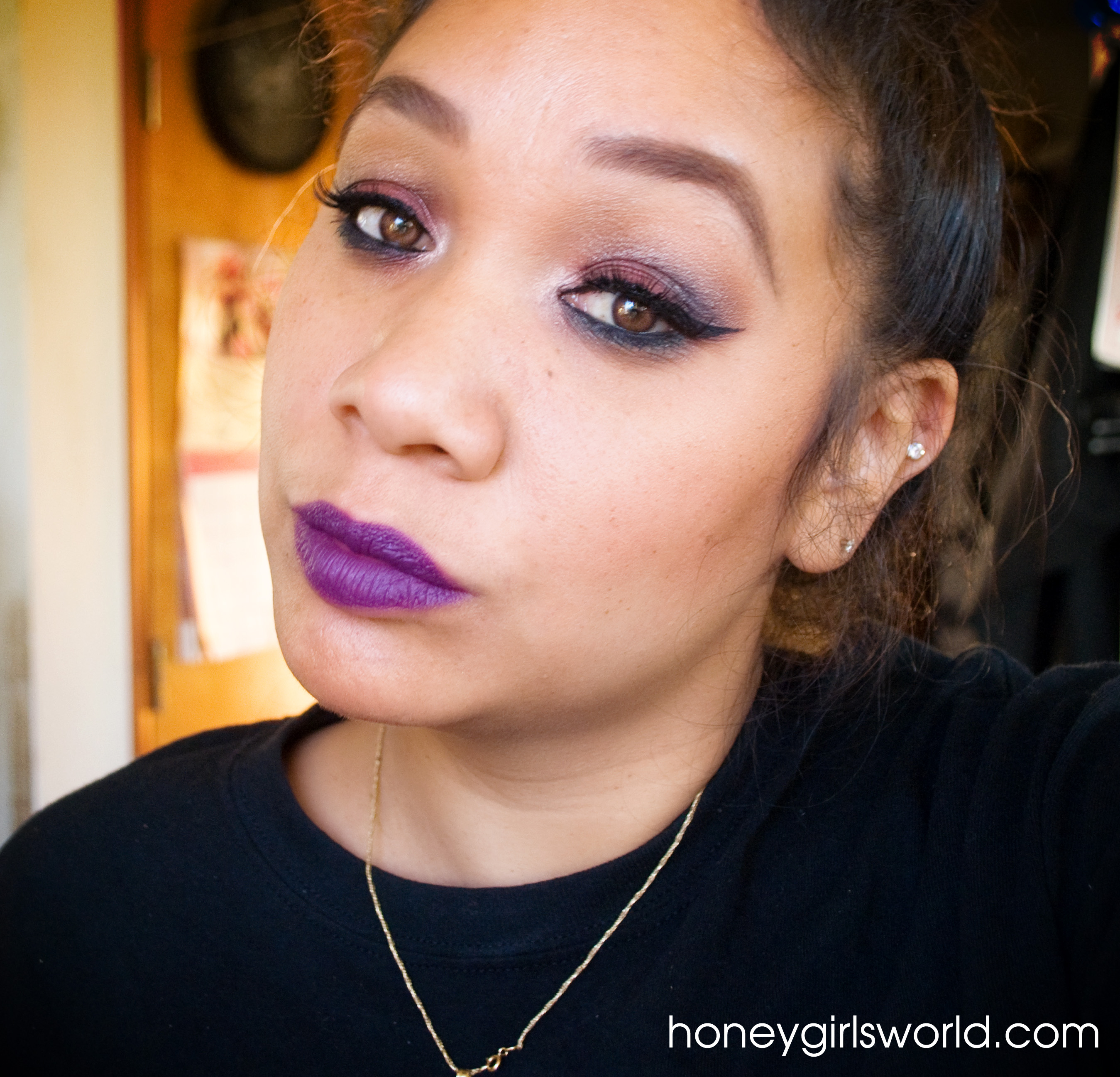 HOLIDAY MAKEUP – Winterberry & Sugar Plum Faeries feat. Colour Pop