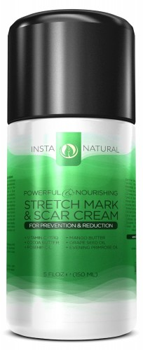 InstaNatural Stretch Mark Cream