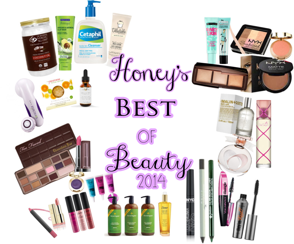 Best of Beauty 2014