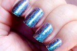 Confetti On My Nails – ILNP and KB Shimmer Nails of the Week