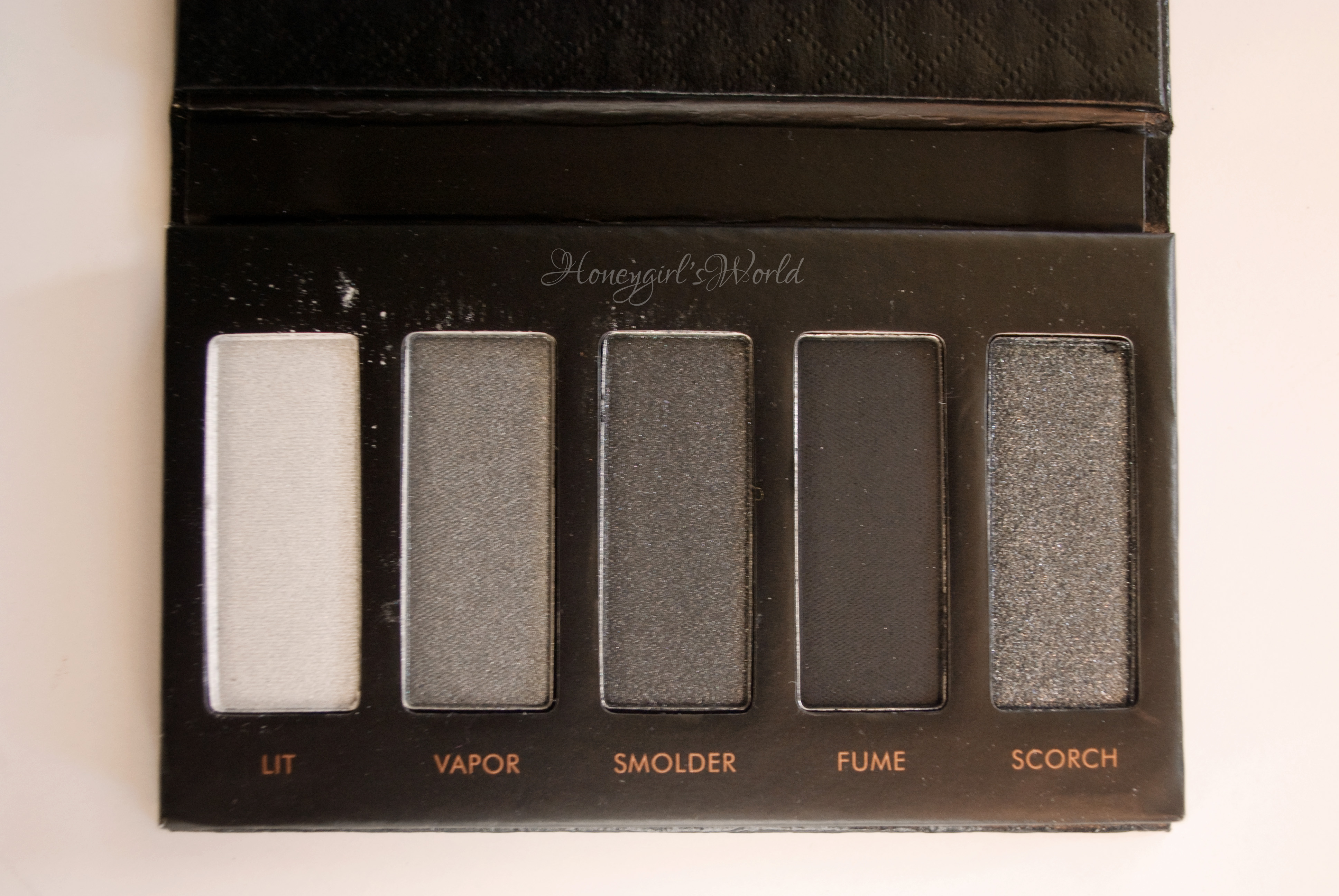 Borghese Five Shades of Sultry Eye Shadow