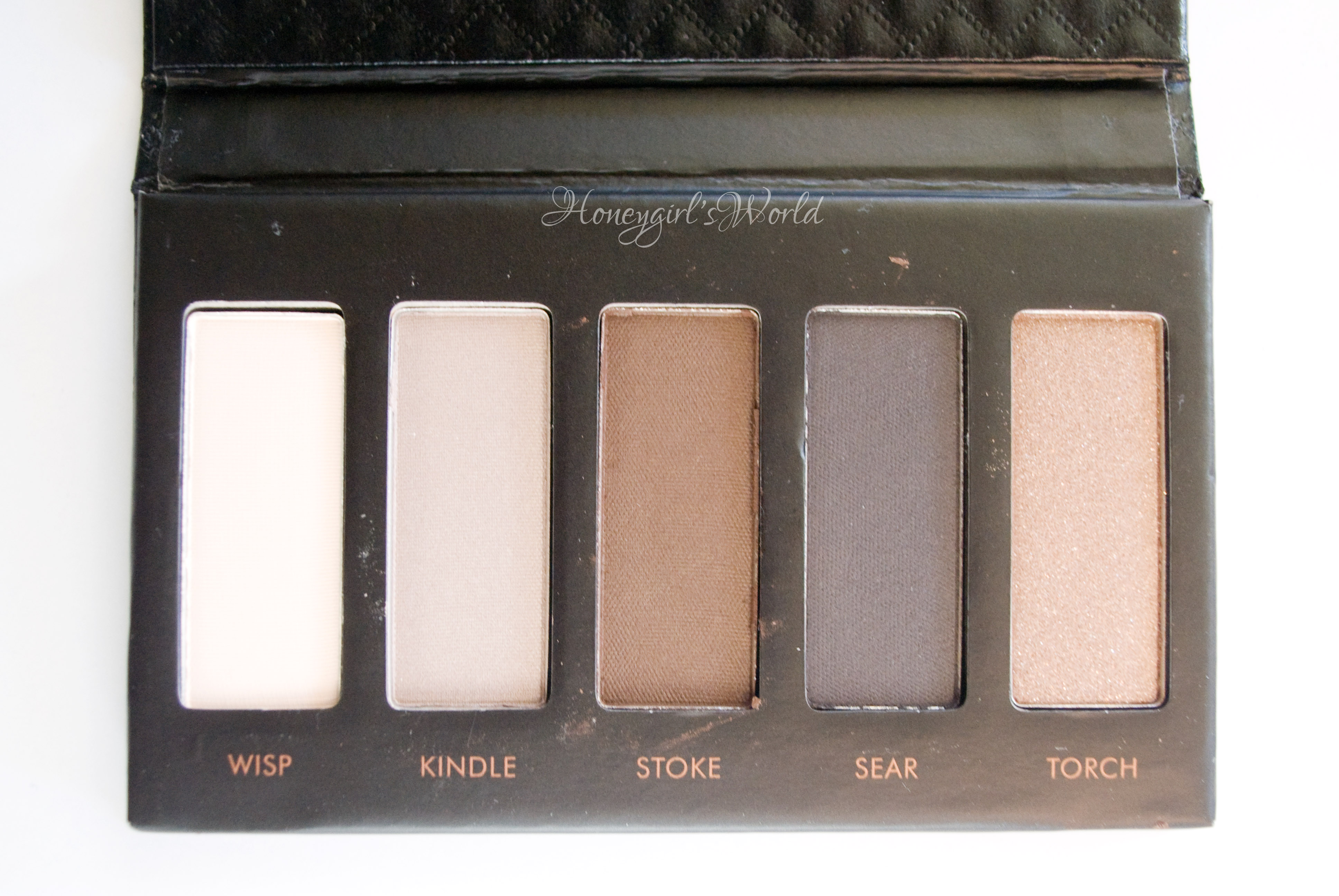Borghese Eclissare Color Eclipse Five Shades of Torrid Eye Shadow Palette