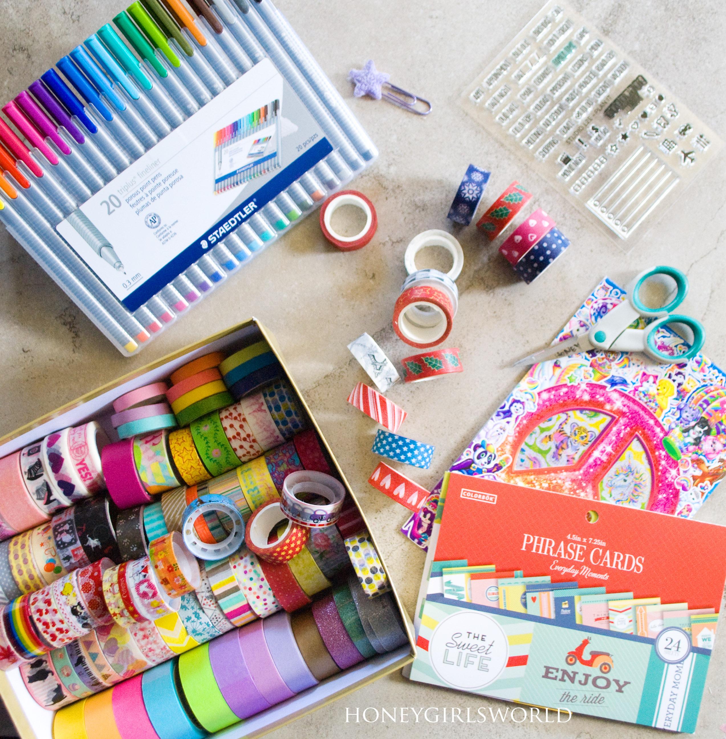 Planner starter kit
